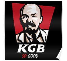 Colonel KGB Poster