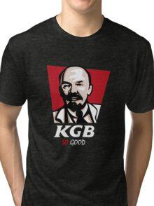 Colonel KGB Tri-blend T-Shirt