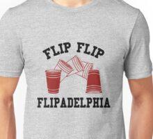 Flip flip Flipadelphia Unisex T-Shirt