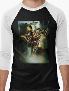 Bumblebee Men's Baseball ¾ T-Shirt