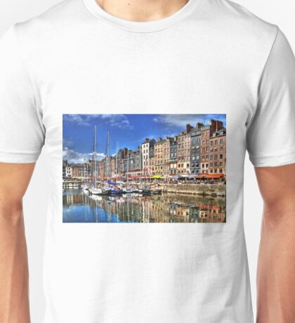 Honfleur - Harbor Unisex T-Shirt