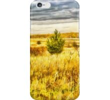 Endless Fields iPhone Case/Skin