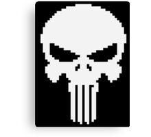 Pixel Punisher Canvas Print
