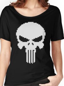Pixel Punisher Women's Relaxed Fit T-Shirt