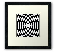 Optical Zoom Framed Print