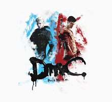 DmC 'Devil May Cry' - Worlds Collide Unisex T-Shirt