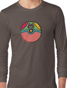 MASTER BALL Long Sleeve T-Shirt
