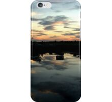 Avon Mill Sunset iPhone Case/Skin