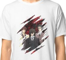 Bungou Stray Dogs Anime Classic T-Shirt