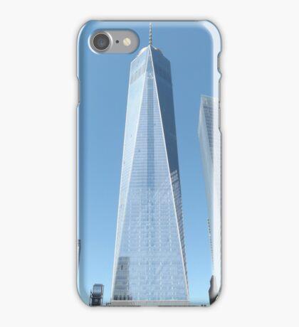 The New World Trade Center, Lower Manhattan, New York City  iPhone Case/Skin