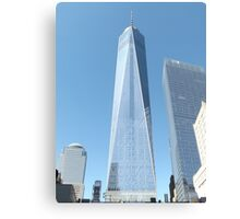 The New World Trade Center, Lower Manhattan, New York City  Canvas Print