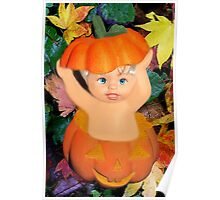❀◕‿◕❀ MY PRECIOUS LITTLE PUMPKIN CHILDRENS (KIDS) CARD OR PICTURE❀◕‿◕❀ Poster