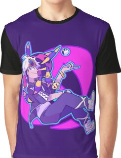 TEAM SKULL BOSS GUZMA Graphic T-Shirt