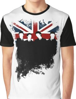 England beatles Graphic T-Shirt