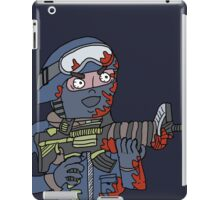 """""""The bomb has been planted."""" iPad Case/Skin"""