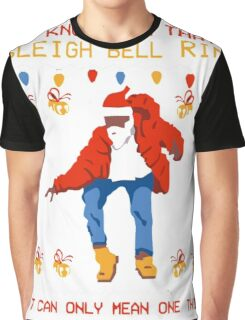 Drake Hotline Bling Ugly Christmas Graphic T-Shirt