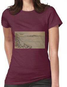 Fukeiga 23 - Hiroshige Ando - 1890 Womens Fitted T-Shirt