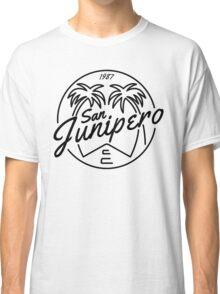 Black Mirror San Junipero Light Classic T-Shirt