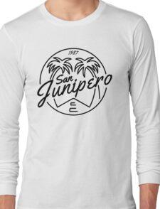 Black Mirror San Junipero Light Long Sleeve T-Shirt