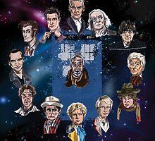 Lords of Time by StevePaulMyers