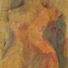 Yellow torso by Catrin Stahl-Szarka