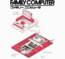 Famicom Diagram  Unisex T-Shirt