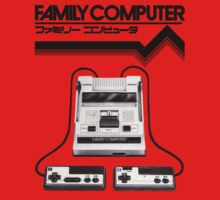 Famicom Console by uzilover
