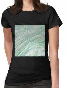 Abstract 118 Womens Fitted T-Shirt