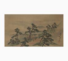 Fukeiga 20 - Hiroshige Ando - 1890 Kids Tee
