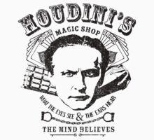 Houdini's Magic Shop Kids Clothes