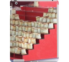 "Feast yer ""mince pies"" on these petits  pâtés iPad Case/Skin"
