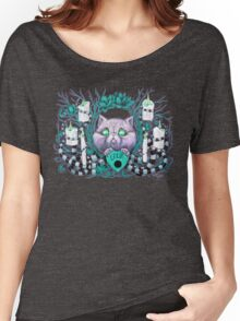 A Seance With Madame Meow-Meow, Gifted Medium Women's Relaxed Fit T-Shirt