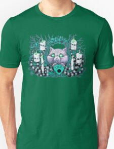 A Seance With Madame Meow-Meow, Gifted Medium Unisex T-Shirt
