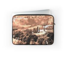 Winter Landscape Umbria Laptop Sleeve