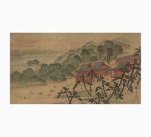 Fukeiga 18 - Hiroshige Ando - 1890 One Piece - Short Sleeve