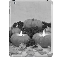 Pumpkin Pie To Follow iPad Case/Skin
