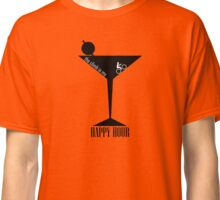 The Climb Is My Happy Hour Classic T-Shirt