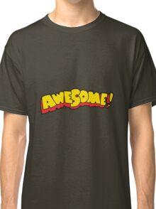 awesome cartoon Classic T-Shirt