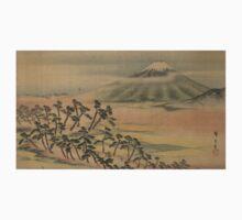Fukeiga 15 - Hiroshige Ando - 1890 Kids Tee