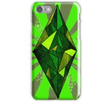 the Sims diamond iPhone Case/Skin