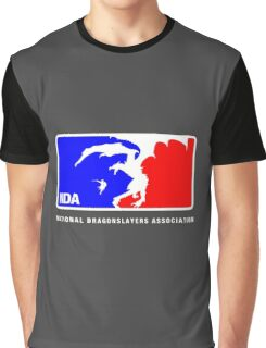 National Dragonslayers Association (NDA) Graphic T-Shirt