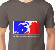 National Dragonslayers Association (NDA) Unisex T-Shirt