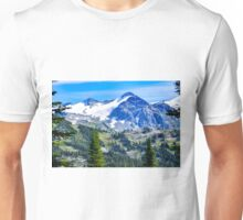 Mountain view  Unisex T-Shirt