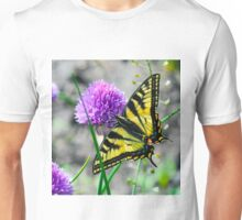 Anise Swallowtail butterfly Unisex T-Shirt