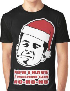 Ho Ho Ho Graphic T-Shirt
