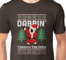 "Merry ""Dabbin' Santa"" Christmas Unisex T-Shirt"