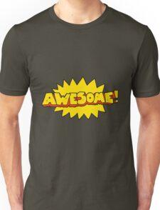 awesome cartoon shout Unisex T-Shirt