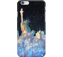 Liberty And New York Cosmos iPhone Case/Skin