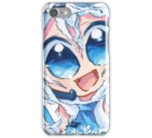 Chibi anime iPhone Case/Skin
