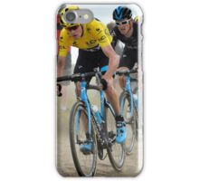 Tour de France 2015 cobbles iPhone Case/Skin
